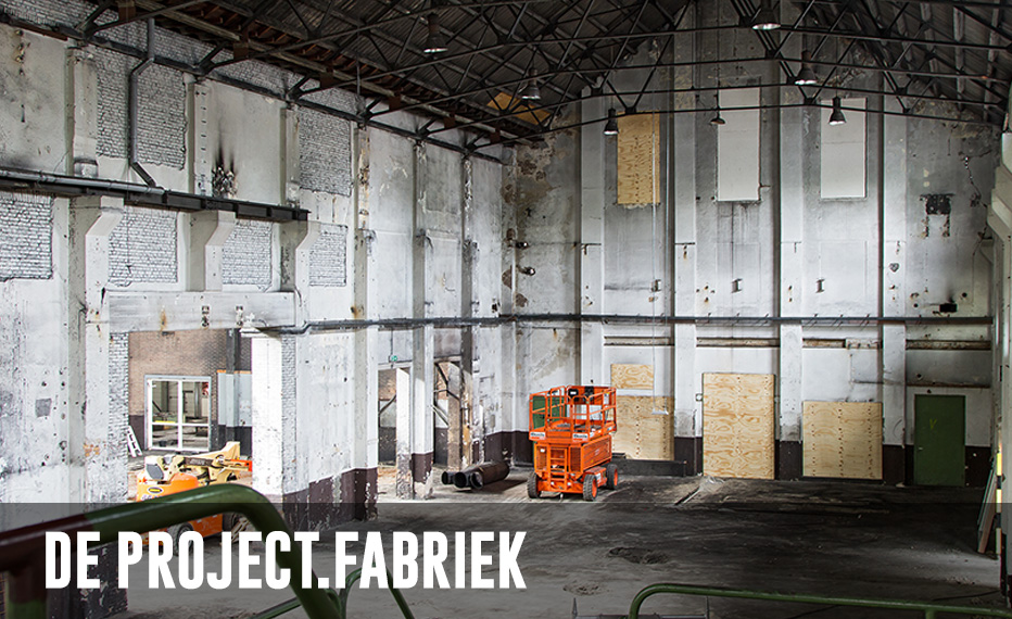 projectielenfabriek - event location